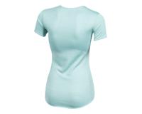 Image 2 for Pearl Izumi Women's Merino Short Sleeve Baselayer (Aquifer) (L)