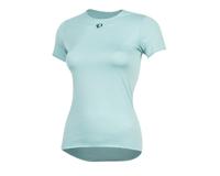 Image 1 for Pearl Izumi Women's Merino Short Sleeve Baselayer (Aquifer) (XL)