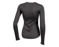 Image 2 for Pearl Izumi Women's Merino Thermal Long Sleeve Base Layer (Phantom) (L)