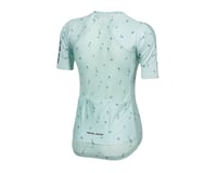 Image 2 for Pearl Izumi Women's PRO Mesh Jersey (Glacier/Navy Wish) (S)