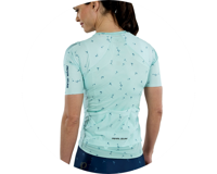 Image 3 for Pearl Izumi Women's PRO Mesh Jersey (Glacier/Navy Wish) (S)