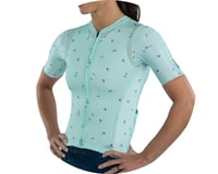 Image 4 for Pearl Izumi Women's PRO Mesh Jersey (Glacier/Navy Wish) (S)
