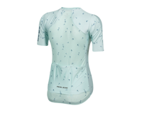 Image 2 for Pearl Izumi Women's PRO Mesh Jersey (Glacier/Navy Wish) (XL)