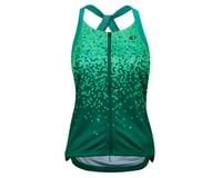 Pearl Izumi Women's Sugar Sleeveless Jersey (Malachite/Alpine Green Hex)