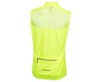 Image 2 for Pearl Izumi Women's Elite Escape Barrier Vest (Screaming Yellow) (L)