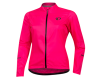 Image 1 for Pearl Izumi Women's Elite Escape Barrier Jacket (Screaming Pink) (XL)