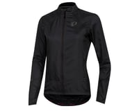 Pearl Izumi Women's Elite Escape Convertible Jacket (Black)