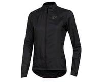 Image 1 for Pearl Izumi Women's Elite Escape Convertible Jacket (Black) (XL)