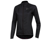 Image 1 for Pearl Izumi Women's Elite Escape Convertible Jacket (Black) (XS)
