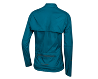 Image 2 for Pearl Izumi Women's Elite Escape Convertible Jacket (Teal) (2XL)