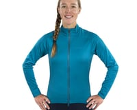 Image 3 for Pearl Izumi Women's PRO AmFIB Shell (Teal) (M)