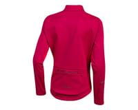 Image 2 for Pearl Izumi Women's Quest AmFIB Jacket (Beet Red) (L)
