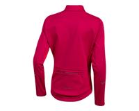 Image 2 for Pearl Izumi Women's Quest AmFIB Jacket (Beet Red) (2XL)