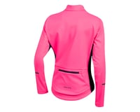 Image 2 for Pearl Izumi Women's Quest AmFIB Jacket (Screaming Pink/Navy) (M)