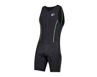 Pearl Izumi Select Pursuit Tri Suit (Black/Screaming Green)