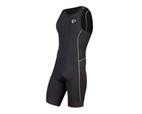 Pearl Izumi Elite Tri Suit (Black/Screaming Green)