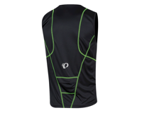 Image 2 for Pearl Izumi Select Pursuit Tri Jersey (Black/Screaming Green) (XS)