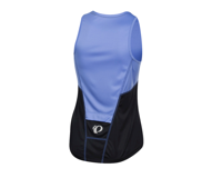 Image 2 for Pearl Izumi Women's Select Pursuit Tri Jersey (Black/Lavender) (L)