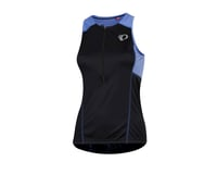 Pearl Izumi Women's Select Pursuit Tri Jersey (Black/Lavender)