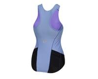 Image 2 for Pearl Izumi Women's Elite Pursuit Tri Tank (Black/Lavender) (L)