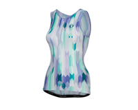 Pearl Izumi Women's Elite Pursuit Tri Singlet (Lavender/Breeze Quartz)