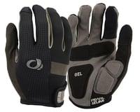 Image 1 for Pearl Izumi Elite Gel Full Finger Gloves (Black) (M)