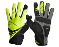 Pearl Izumi Cyclone Gel Full Finger Cycling Gloves (Screaming Yellow)