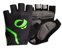 Image 1 for Pearl Izumi Select Glove (Black/Green) (XL)