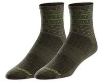 Pearl Izumi Merino Wool Socks (Forest Stoke) (M)
