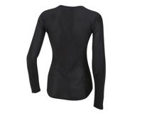 Image 2 for Pearl Izumi Women's Transfer Long Sleeve Baselayer (Black) (S)