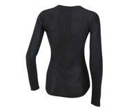 Image 2 for Pearl Izumi Women's Transfer Long Sleeve Baselayer (Black) (XS)