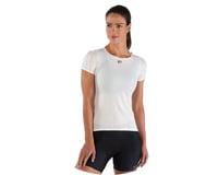 Image 3 for Pearl Izumi Women's Cargo Short Sleeve Baselayer (White) (XS)