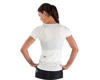 Image 4 for Pearl Izumi Women's Cargo Short Sleeve Baselayer (White) (XS)