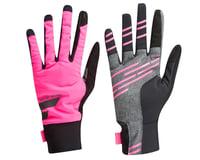 Pearl Izumi Women's Escape Softshell Glove (Pink/Black)