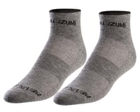 Pearl Izumi Women's Merino Wool Socks (Grey) (S)