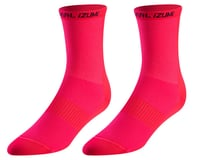 Pearl Izumi Women's Elite Tall Socks (Atomic Red)