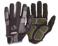 Image 1 for Pearl Izumi PRO Gel Vent Full Finger Glove (Black/Grey) (L)