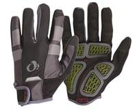 Image 1 for Pearl Izumi PRO Gel Vent Full Finger Glove (Black/Grey) (XS)