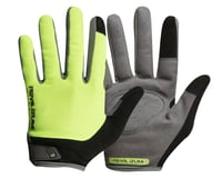 Image 1 for Pearl Izumi Attack Full Finger Gloves (Screaming Yellow) (L)