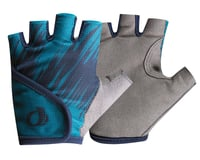 Image 1 for Pearl Izumi Kids Select Gloves (Teal/Navy Slash) (M)