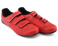 Image 4 for Pearl Izumi Quest Road Shoe (Torch Red/Black) (41)