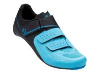 Pearl Izumi Women's Select Road v5 Shoes (Black/Blue)