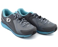 Image 4 for Pearl Izumi Womens X-Road Fuel Shoes (Smoked Pearl/Monument Grey) (41)