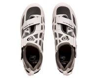 Image 4 for Pearl Izumi Women's Tri Fly Select v6 (White/Shadow Grey) (38)