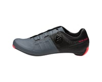 Image 2 for Pearl Izumi Women's Attack Road Shoe (Black/Atomic Red) (40.5)