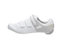 Image 2 for Pearl Izumi Women's Quest Road Shoe (White/Fog) (37)