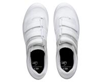 Image 4 for Pearl Izumi Women's Quest Road Shoe (White/Fog) (37)