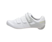 Image 2 for Pearl Izumi Women's Quest Road Shoe (White/Fog) (38)