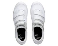 Image 4 for Pearl Izumi Women's Quest Road Shoe (White/Fog) (43)