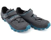 Image 4 for Pearl Izumi Women's X-Alp Divide Mountain Shoe (Black/Smoke Pearl) (40)